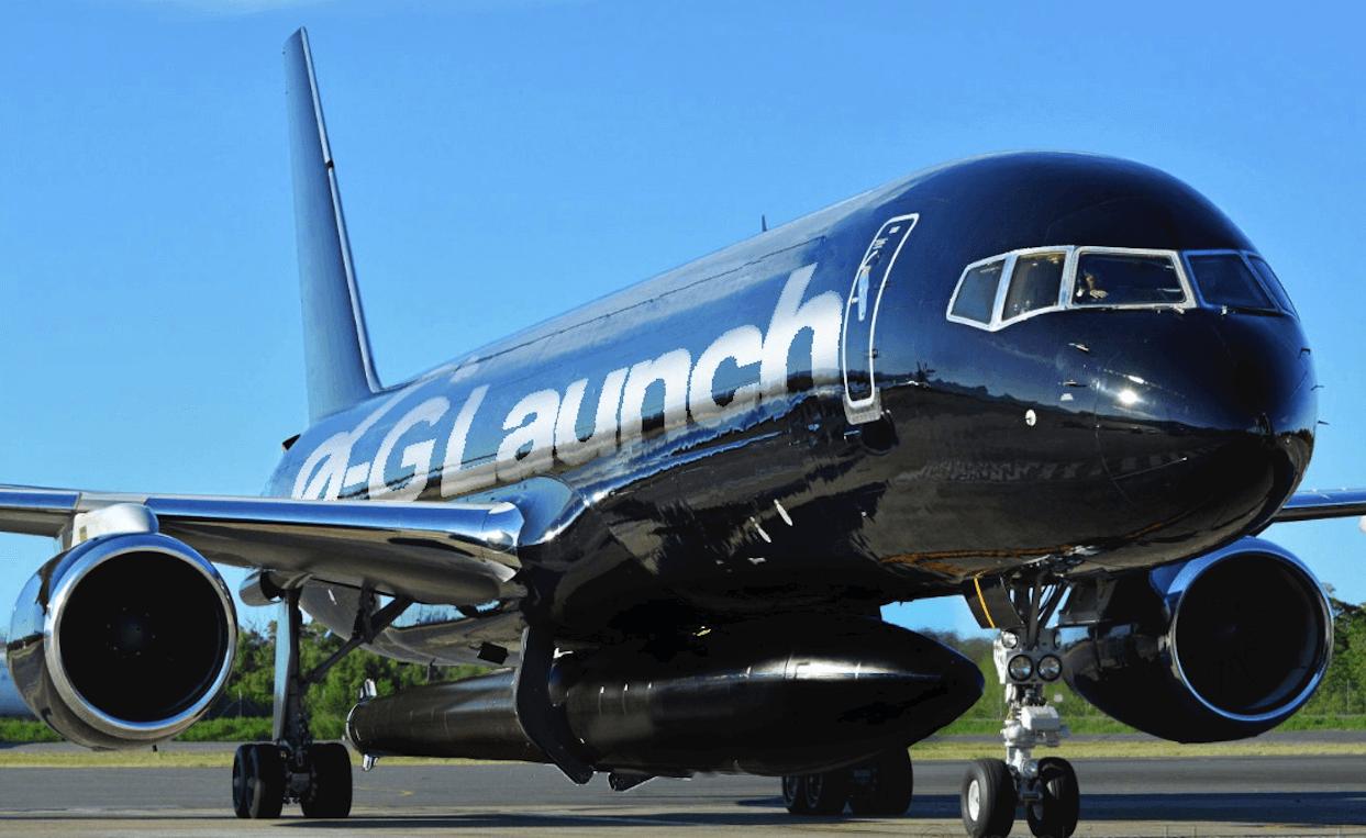 0-G Launch Jet