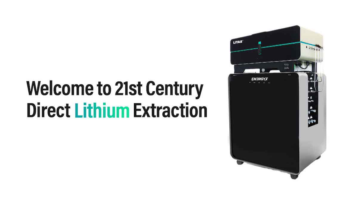 Direct lithium extraction