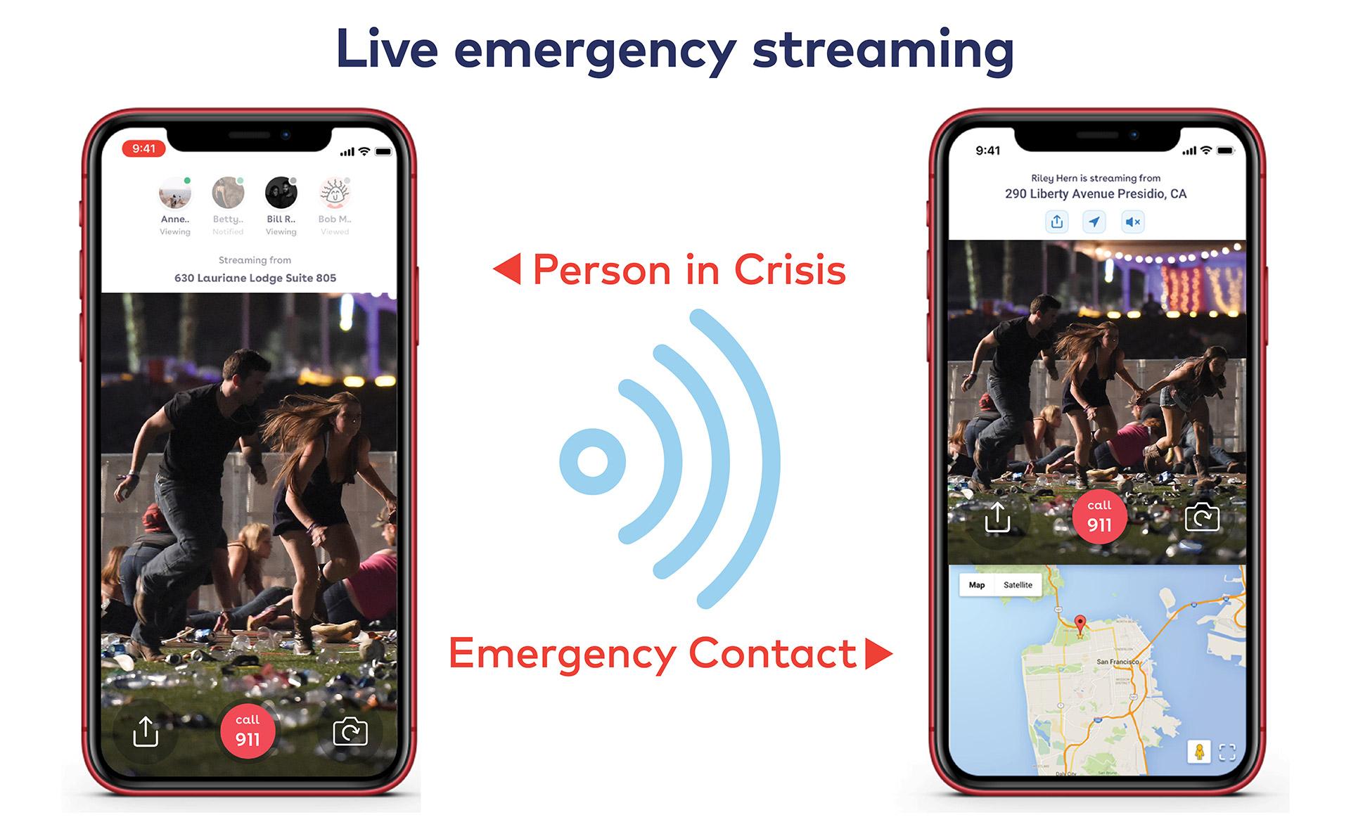 live-emergency-streaming
