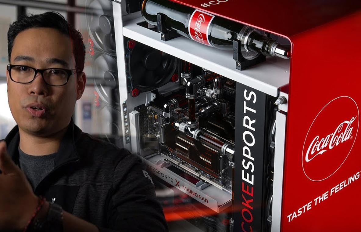 Coca Cola Collaboration