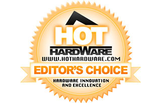 Hot Hardware Editor's choice logo