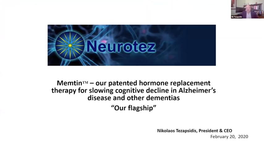 Neurotez demo