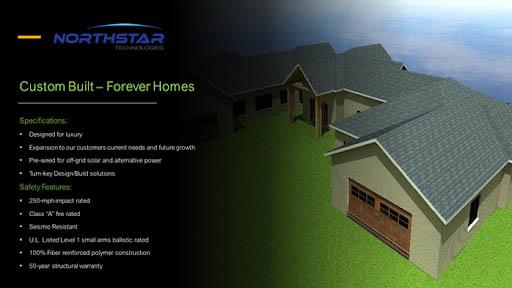 Custom Built - Forever Homes