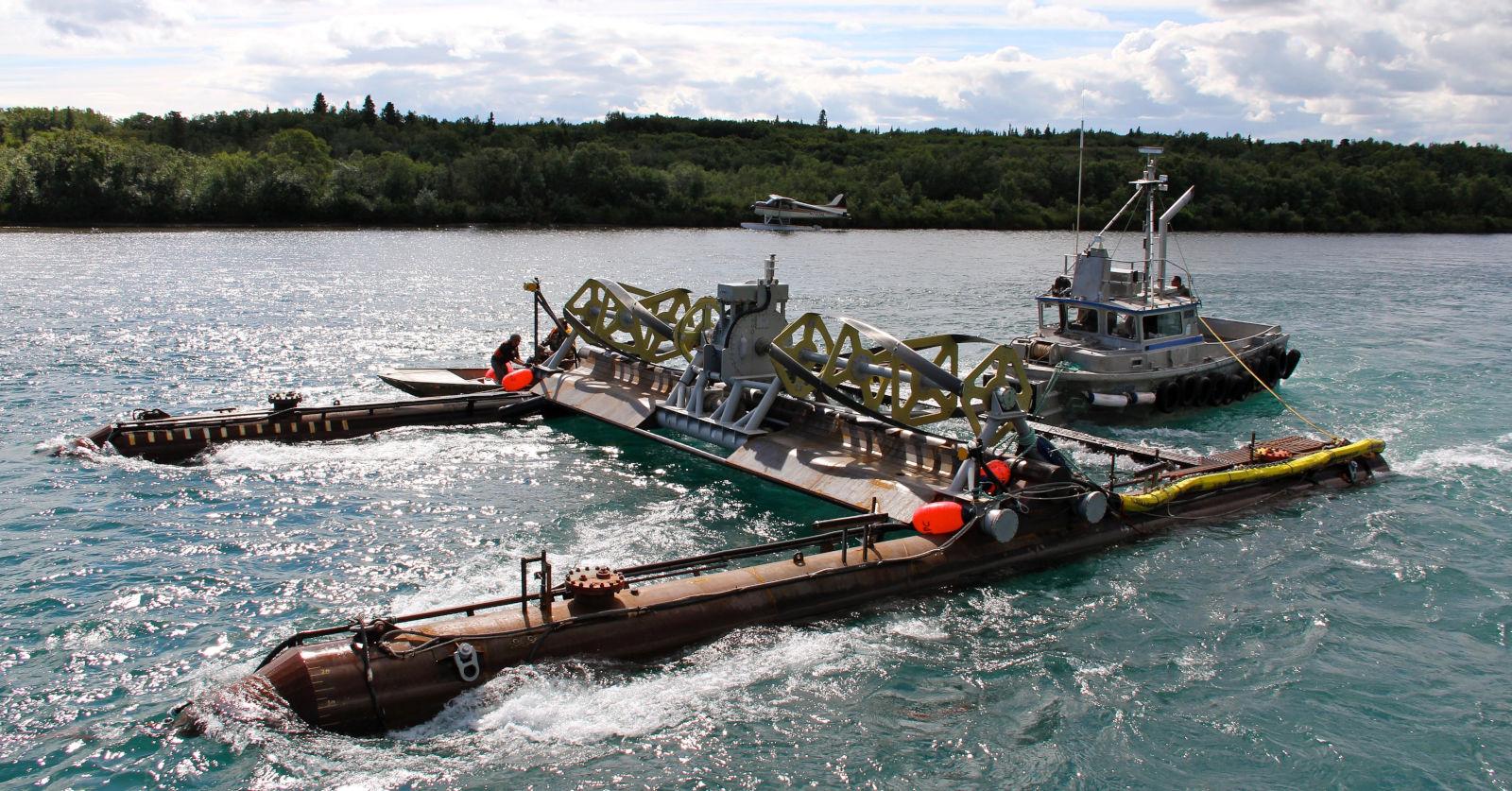 RivGen Project 2015 Igiugig, Alaska