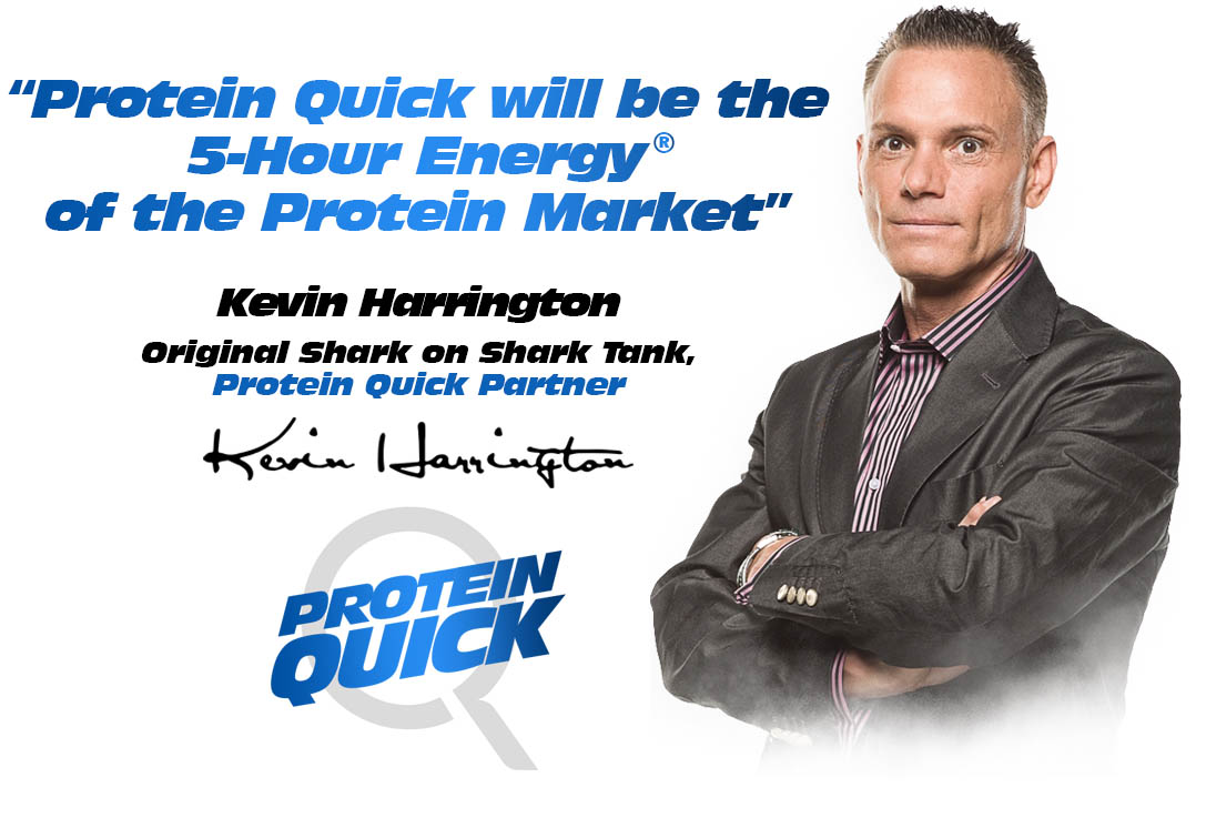 Kevin Harringtion Quote