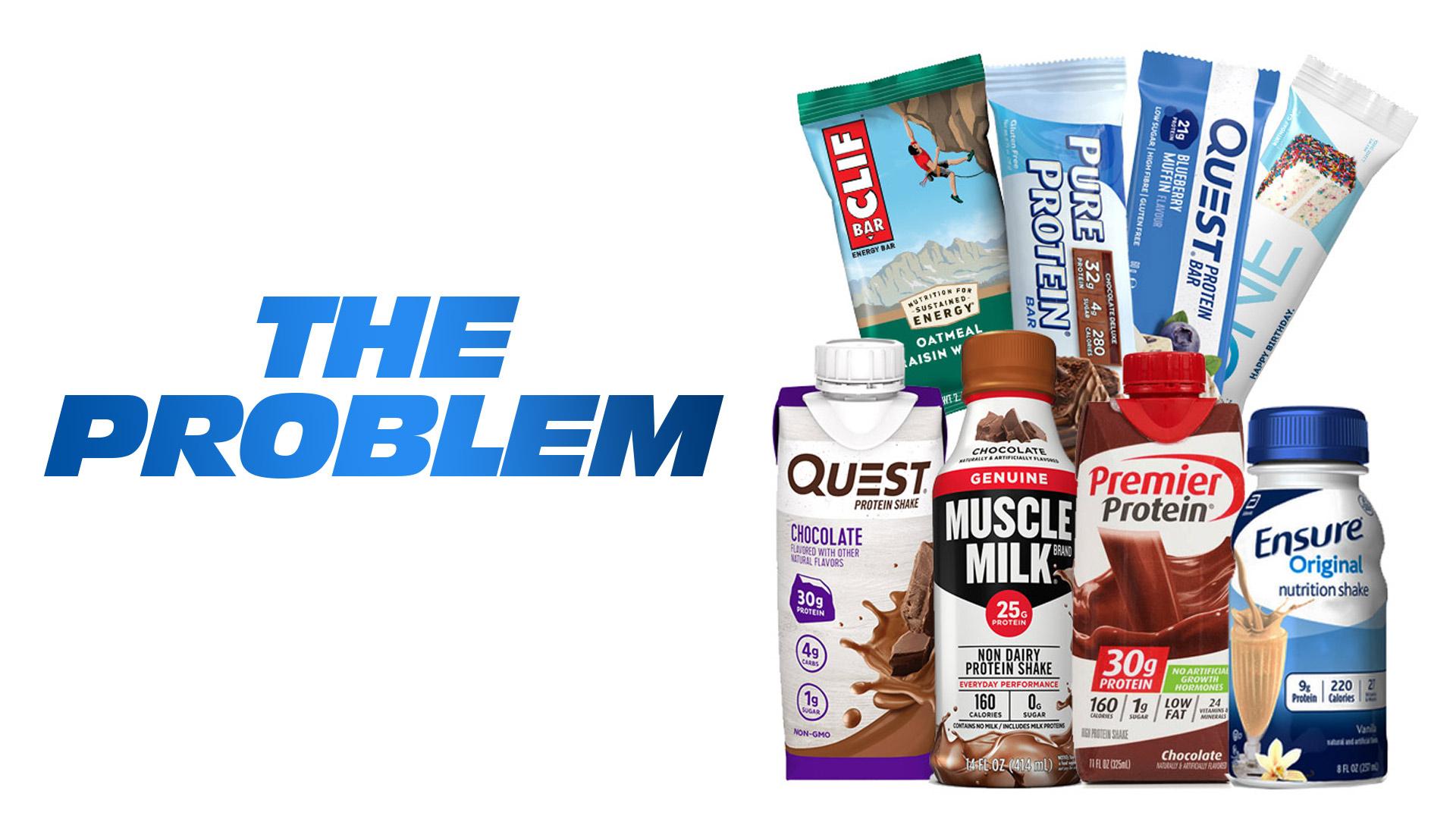 Protein Rich Supplements