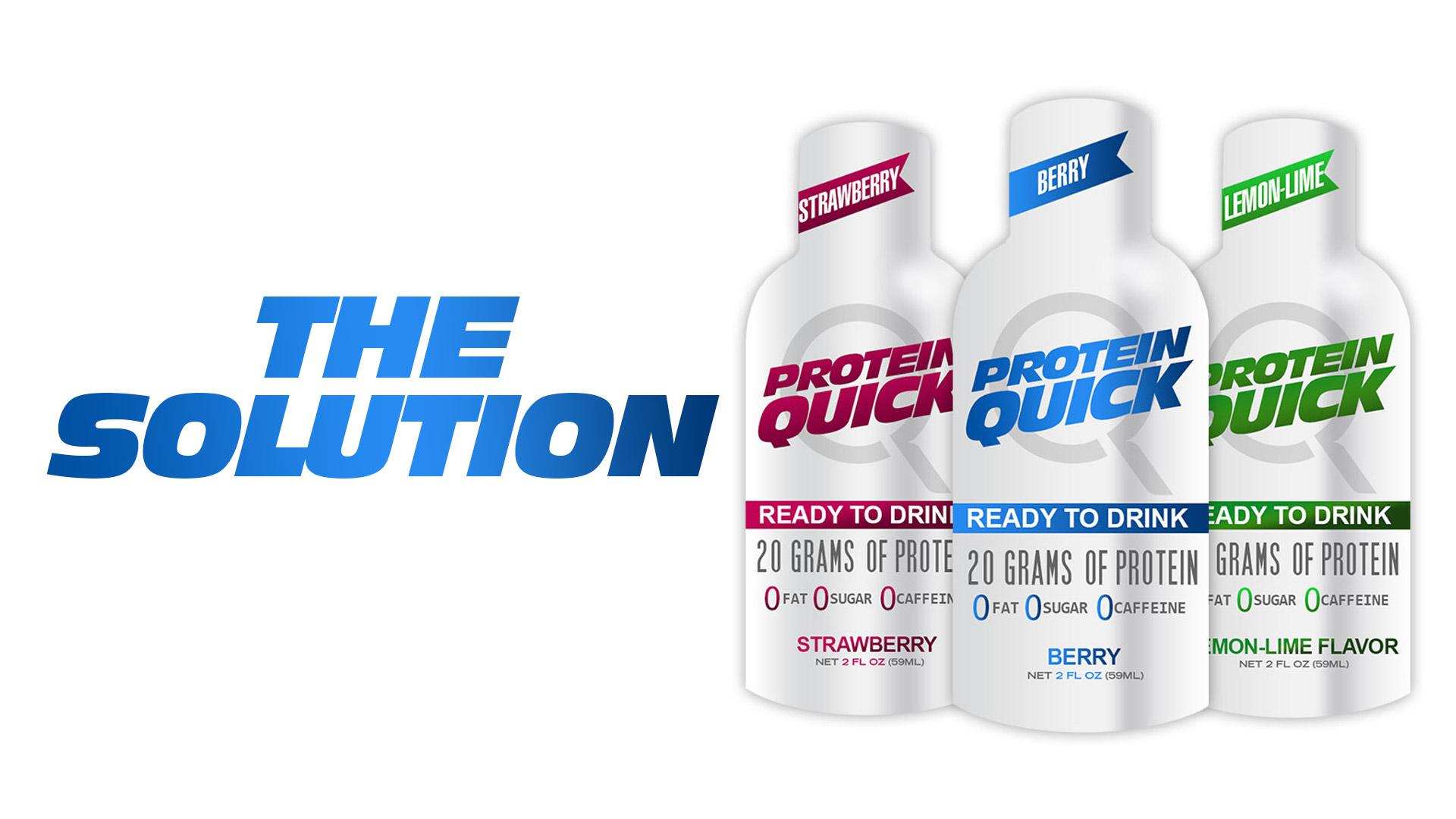 Protein Quick Drink