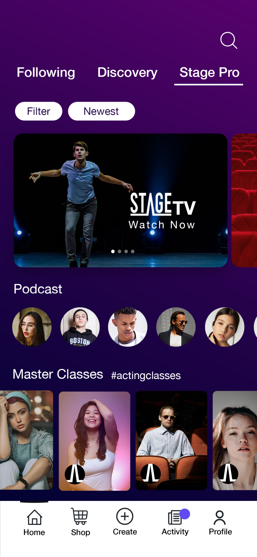 Stage App 3