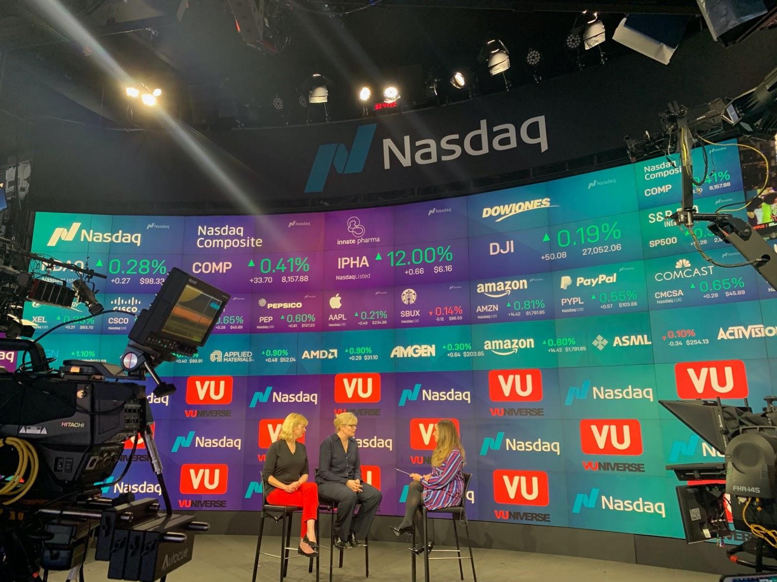 NASDAQ Talk Show