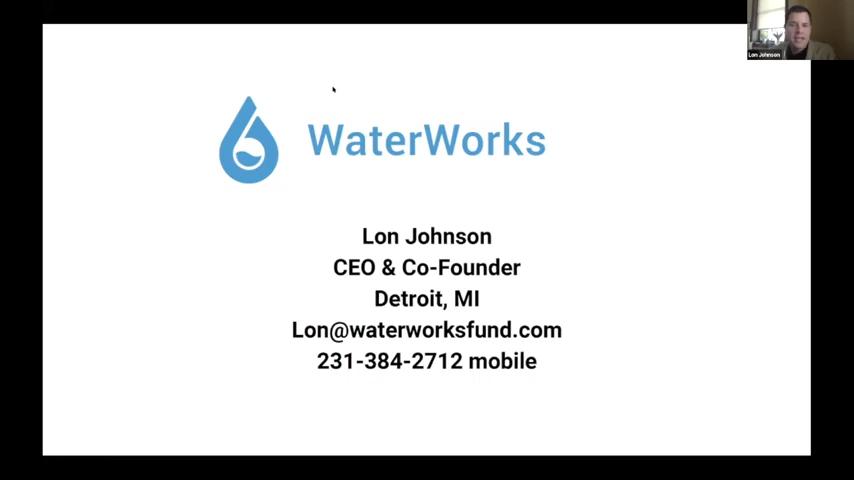 WaterWorks demo