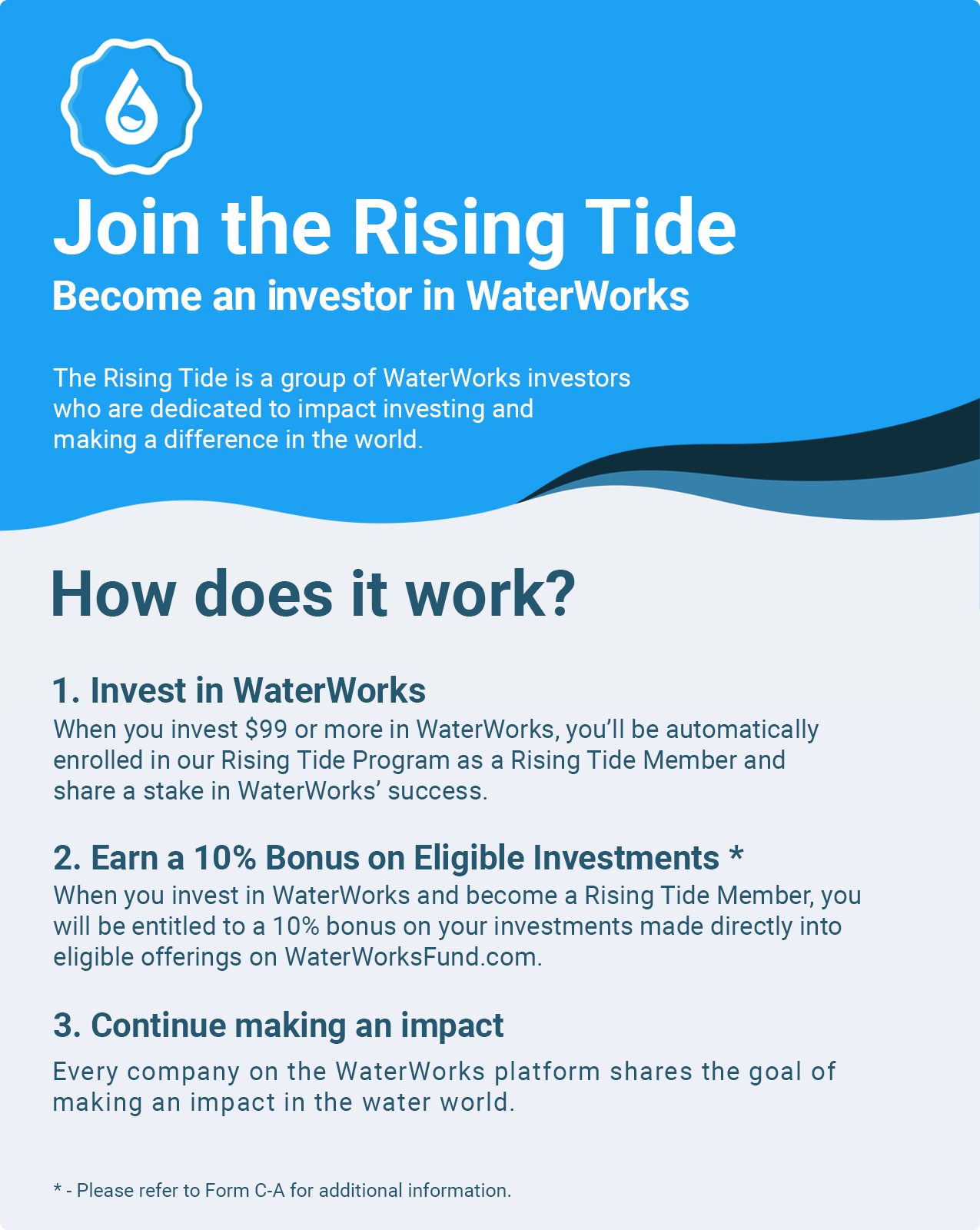 Join the Rising Tide