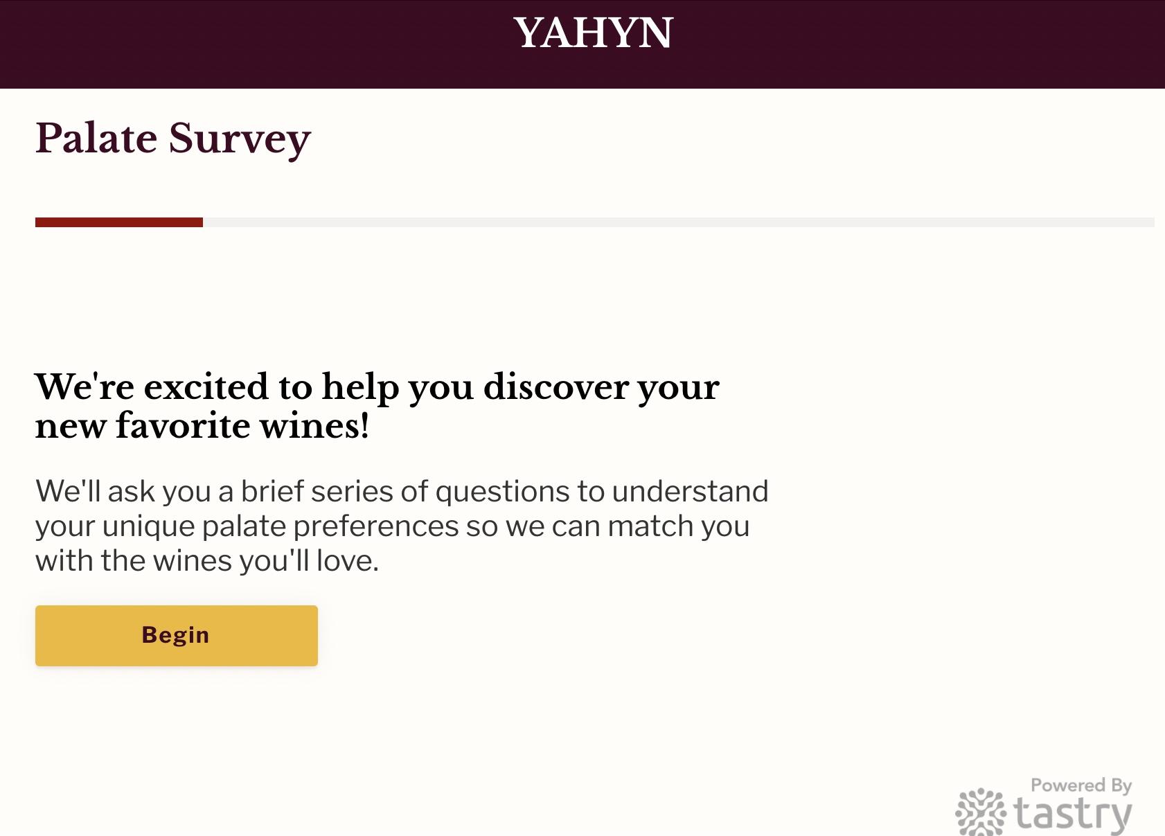 palate-survey